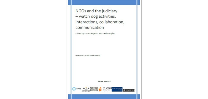 ngo's and the judiciary