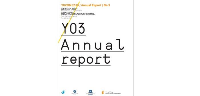YUCOM 2015 – Annual Report