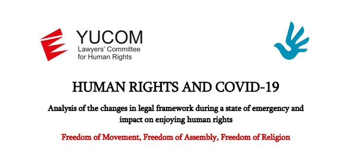 HUMAN RIGHTS AND COVID-19