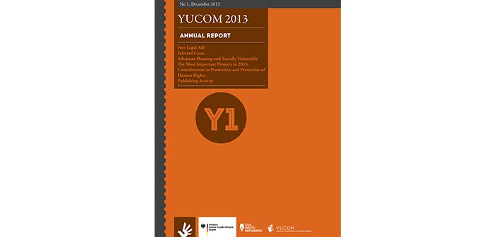 yucom2013 annual report
