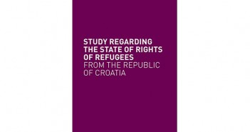 Study of regarding the state of rights of refugees
