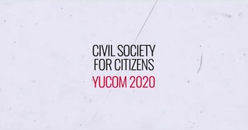 Campaign Civil Society for Citizens – YUCOM 2020